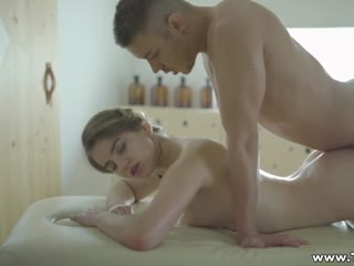 Sensual massage fuck